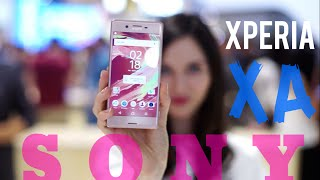 MWC 2016: Sony Xperia XA