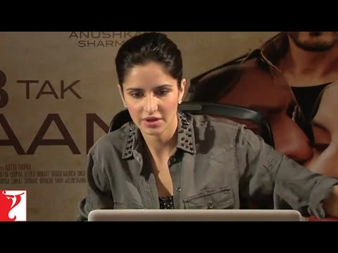 Live Video Chat With Katrina Kaif - Part 3 - Jab Tak Hai Jaan