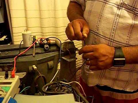 como probar un aire acondicionado parte electrica
