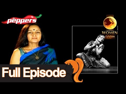 Women Icons  Women Achievers In Personal And Public Lives - Bharatanatyam Dancer   March 16 video