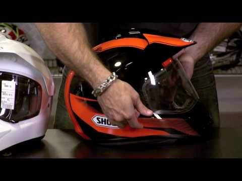 Shoei Hornet DS Helmet Review at RevZilla.com