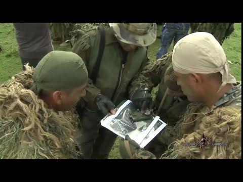 Fuerzas Comando 2011 documental
