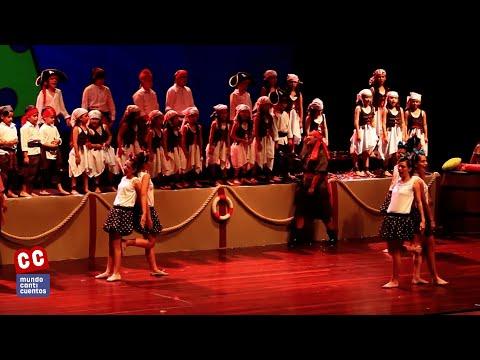 Musicreando Presenta Canticuentos Ronda De Las Vocales Capitulo 16