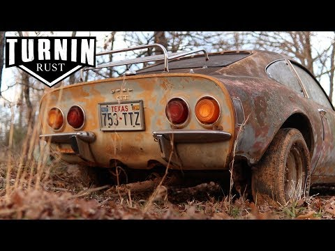 Download 1972 Opel GT, Will It Run After 30 Years? | Turnin Rust Mp4 baru
