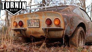 1972 Opel GT, Will It Run After 30 Years? | Turnin Rust