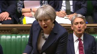 Prime Minister's Questions: 10 January 2018