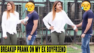 Prank On My Ex Boyfriend | A Real Story | Rits Dhawan