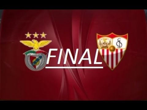 PES14 - SL BENFICA x SEVILHA / UEFA EUROPA LEAGUE / FINAL 2014 TURIM