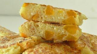 КАК ПОХУДЕТЬ ВКУСНО ) Низкокалорийные оладьи) сырники.
