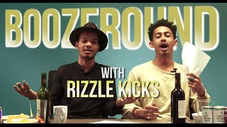 Rizzle Kicks | Boozeround | Episode 1