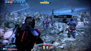 Gameplay: Mass Effect 3 - NVIDIA GeForce GT 520M - Samsung RC420