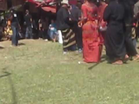 Toraja Culture (Pesta Adat) at Bastem part8