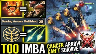 This Why DOTA 2 is THE MOST COMPLICATED - META Changing So Often NEW IMBA 7.20 Clinkz