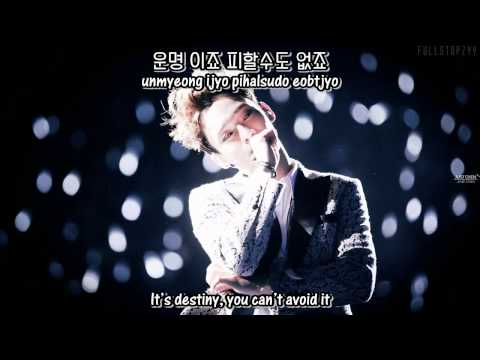 Chen - Best Luck + [English Subs/Romanization/Hangul]