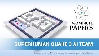 DeepMind Has A Superhuman Level Quake 3 AI Team