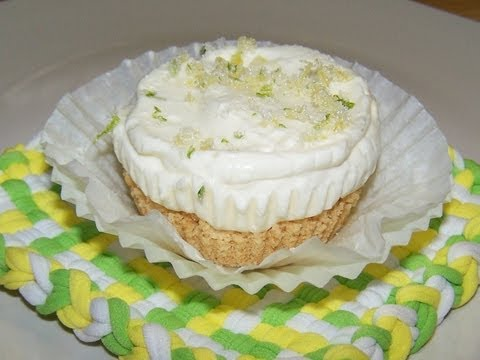 Mini Margarita Cheesecakes &#8211; Gluten Free