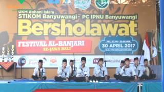 download lagu Festival Banjari Se Jawa Bali Pc Ipnu Banyuwangi & gratis