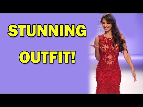 Malaika Arora Khan talks about her outfit at a fashion event | Bollywood News