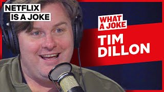 Tim Dillon Auditioned For The Irishman | What A Joke | Netflix Is A Joke