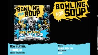 Watch Bowling For Soup Thirteen video