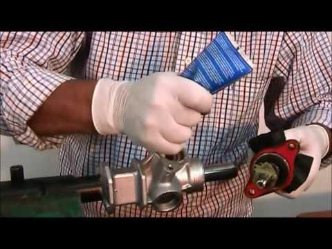 Reparación De Dirección Hidráulica Toyota Corolla Parte 2