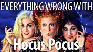 Everything Wrong With Hocus Pocus In However Many Minutes It Takes
