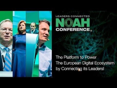 NOAH Conference Trailer Berlin 2016