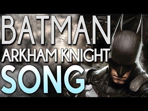 "♫ Batman Arkham Knight Song ""A Hero Forms""  (MUSIC VIDEO) - TryHardNinja feat JT Machinima"