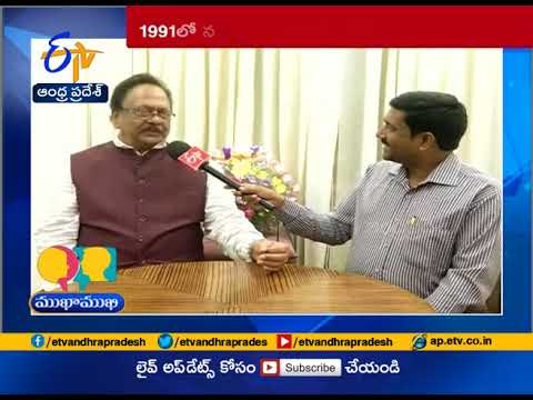 Interview With BJP Leader Krishnam Raju | Politics of Andhra Pradesh