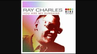 Watch Ray Charles You Are My Sunshine video