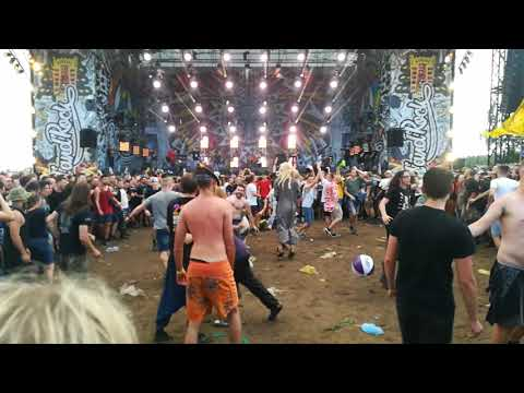 Pogo Majka Jeżowska Woodstock 2019