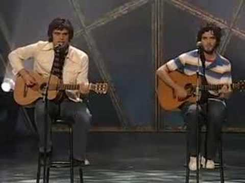Flight of the Conchords - Gangsta Folk Rap