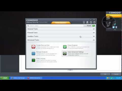Comodo Internet Security 6 BETA - Test with more links