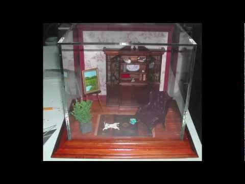 making a museum quality display box youtube. Black Bedroom Furniture Sets. Home Design Ideas