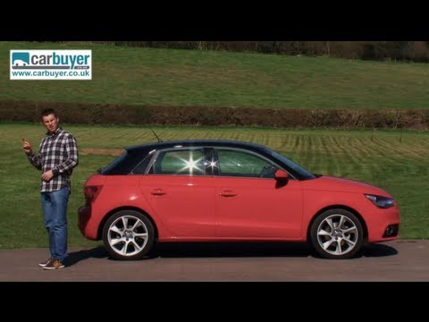 Audi A1 Sportback (hatchback) review - CarBuyer