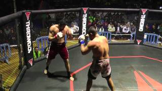 AFL-4: TATO PRIMERA ( CROSSFIGHT LA PALMA) vs PACO ESTEVEZ ( TAZ JINAMAR )