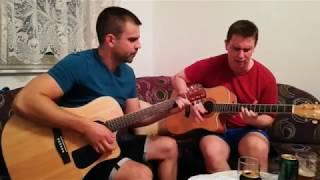 Alen&Dalibor - (Pulp Fiction movie theme) Misirlou (acoustic cover)