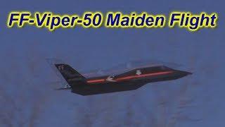 FF-Viper-50 Maiden In High Winds