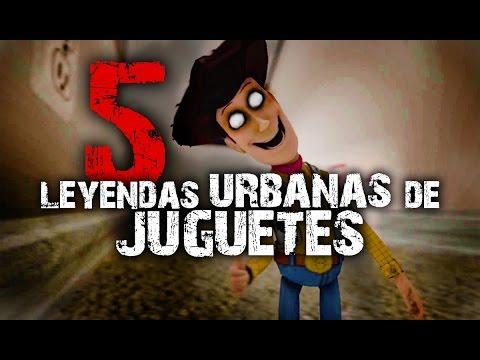 5 Extrañas leyendas urbanas sobre juguetes│MundoCreepy│NightCrawler