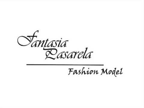 Fantasia Pasarela / Fashion Model/ Fashion Teen ON TV/ FITV/ Video MB television