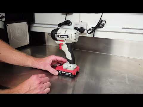 ToolPRO 18 Volt Cordless Impact Wrench Review