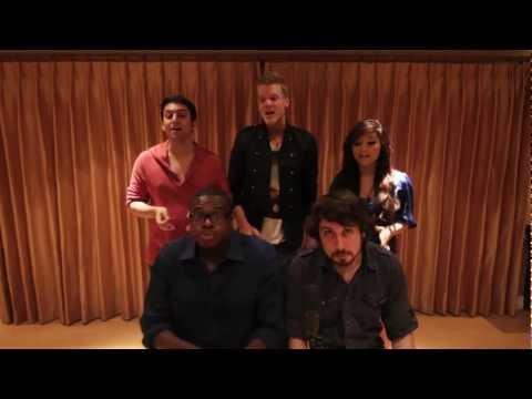 Pentatonix sing Scott Alans LOVE, LOVE, LOVE