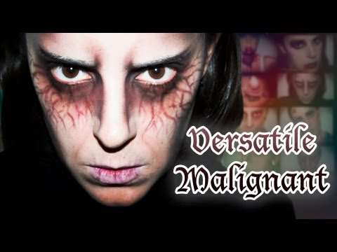 Halloween Makeup: Versatile Malignant (the vampire diaries) special effects | Si