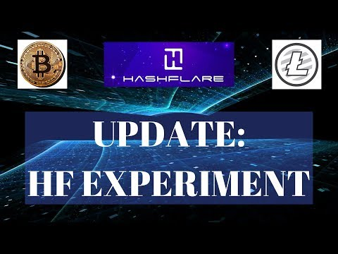 Hashflare Cloud Mining Update & Crypterra Mining Review