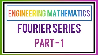 Engineering Mathematics , Fourier Series Part 1 : Continuous and Discontinuous functions.