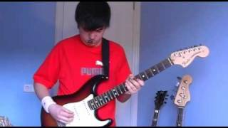 Ray Lynch Celestial Soda Pop With Fender Stratocaster Performed By José Manuel Guerra