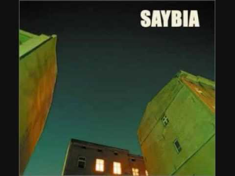 Saybia - The Second You Sleep