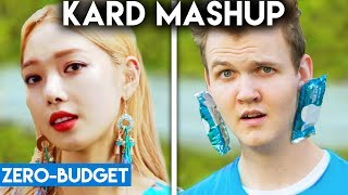 Download Lagu K-POP WITH ZERO BUDGET - KARD MASHUP! (Oh NaNa, Don't Recall, Hola Hola, Ride on the Wind) Gratis STAFABAND