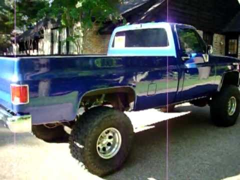 1987 Chevy Truck Lifted for Sale  Autozin