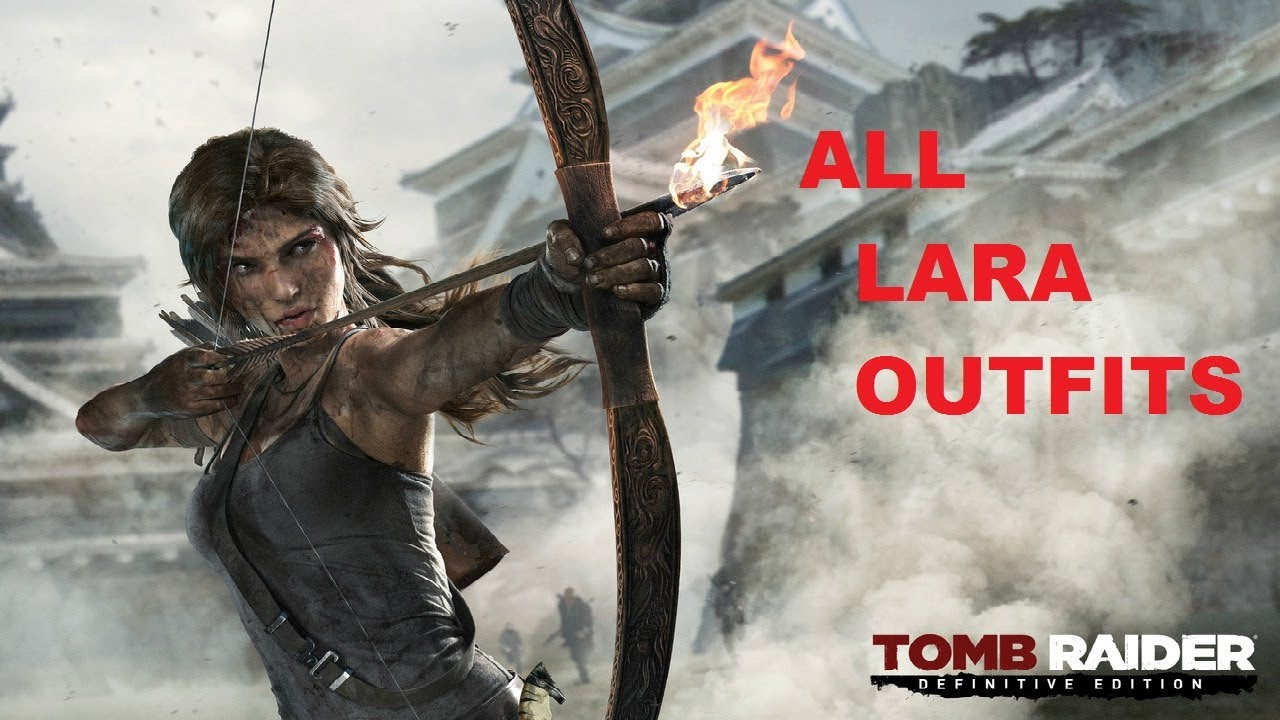 Tomb raider 2023 outfits pornos galleries